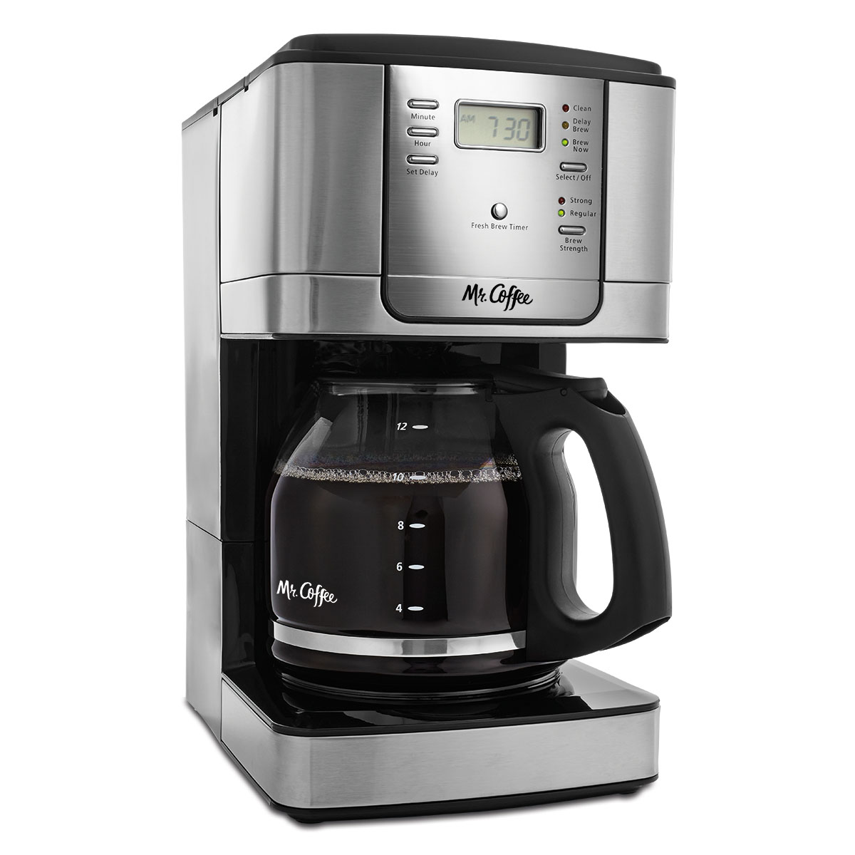 Mr Coffee Programmable Coffee Maker Cgx23 : Mr. Coffee Advanced Brew 12-Cup Programmable Coffee Maker JWX eBay