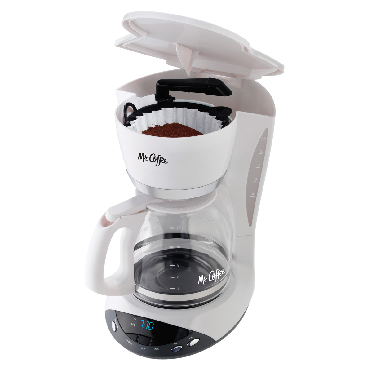 Mr-Coffee-Simple-Brew-12-Cup-Programmable-Coffee-Maker-DWX-DIS thumbnail 5